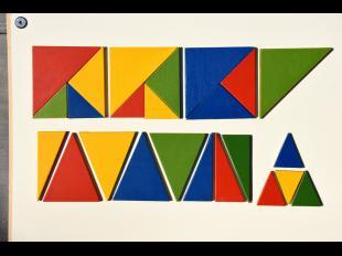 Fakirakó - háromszögek