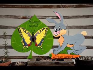 pillangó és nyuszi